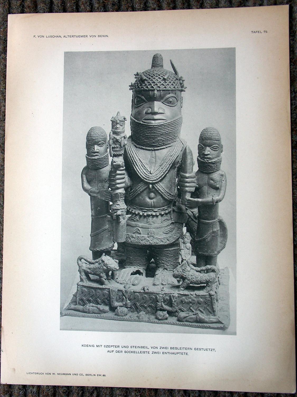 nigerian treasures | No Humboldt 21