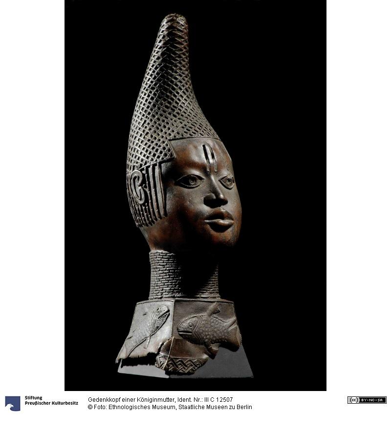 Königinmutter Benin